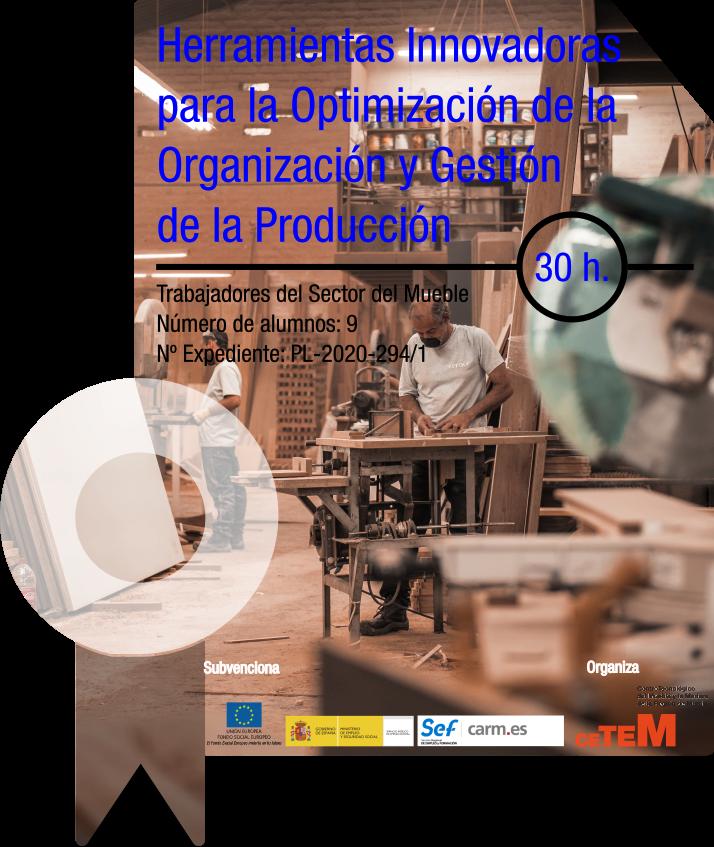 Herramientas innovadoras de la gestión de la producción