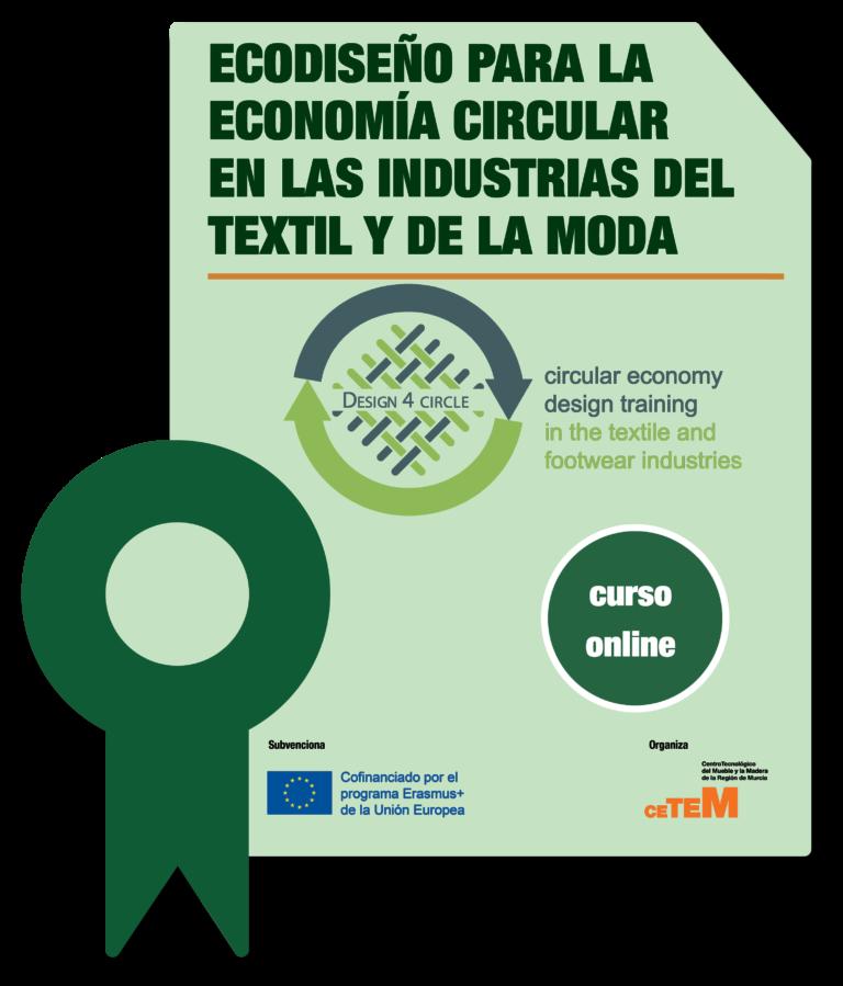 ECONOMIA CIRCULAR EN EL SECTOR TEXTIL-design4circle