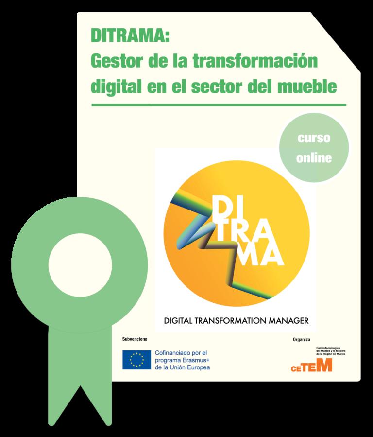 DITRAMA – Gestor de la transformación digital en el sector del mueble